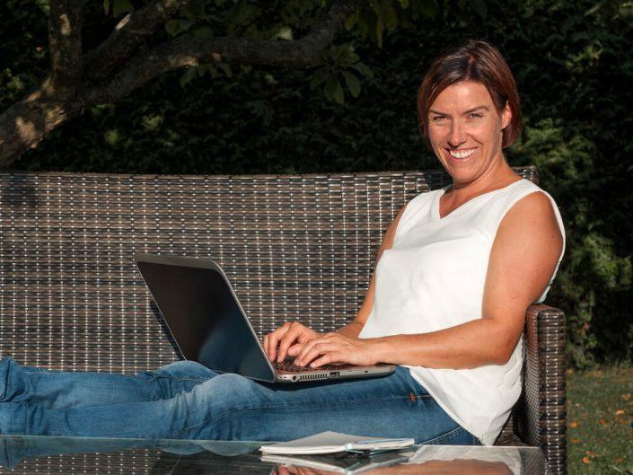 Christiana Scheibl - Karriere mit Leichtigkeit - Networking